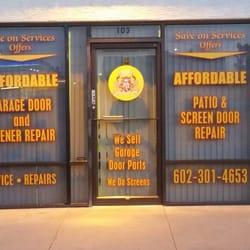 Photo of Affordable Garage Door \u0026 Opener Repair - Glendale AZ United States. & Affordable Garage Door \u0026 Opener Repair - 49 Photos \u0026 55 Reviews ...