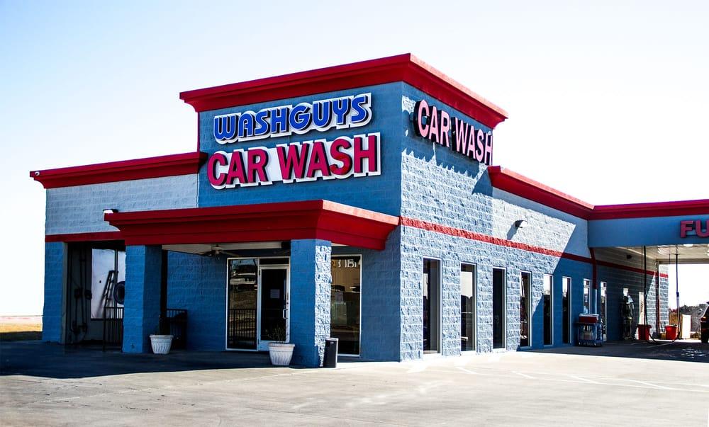 Car Wash Guys Irving Tx
