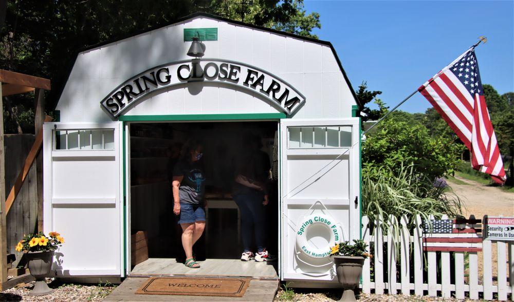 Spring Close Farm: 92 Spring Close Hwy, East Hampton, NY