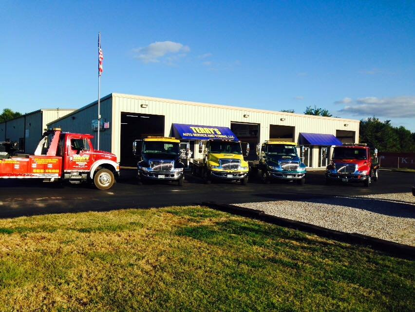 Towing business in Springfield, MO