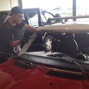 Luxury Auto Glass now Virginia Beach