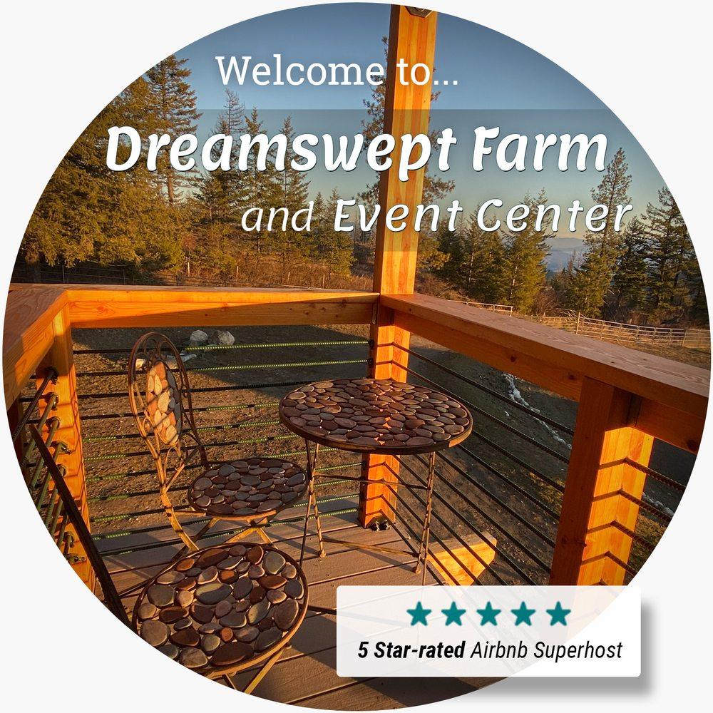 Dreamswept Mountain Resort: 192C Jackknife Lookout Rd, Kettle Falls, WA
