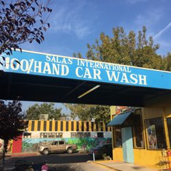 a54c67fd13e44 Salas International 100% Hand Car Wash - Auto Detailing - 49 E Olive ...