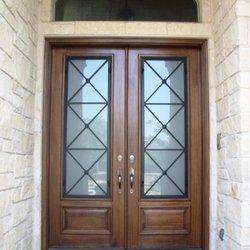 Photo of Cambridge Doors \u0026 Windows - Stafford TX United States. Wood Door ... & Cambridge Doors \u0026 Windows - 11 Photos - Windows Installation ... Pezcame.Com
