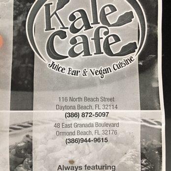 Kale Cafe Ormond Beach Fl
