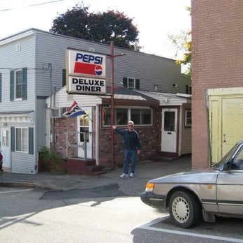 Photo Of Deluxe Diner Rumford Me United States And My New