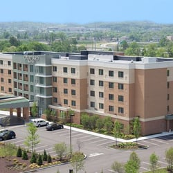 Photo Of Courtyard By Marriott Pittsburgh North Cranberry Woods Township Pa