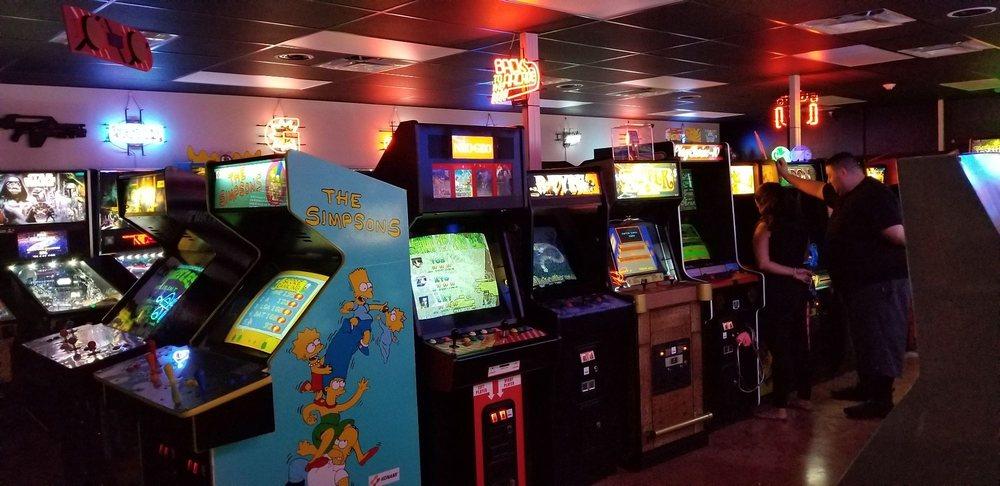 Arcade Odyssey
