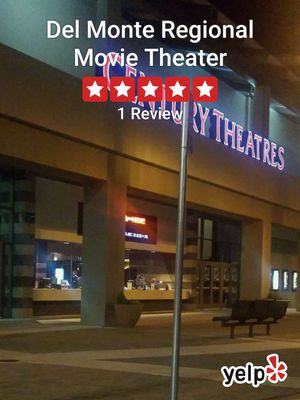 95a35c481b Del Monte Regional Movie Theater 1410 Del Monte Ctr Monterey