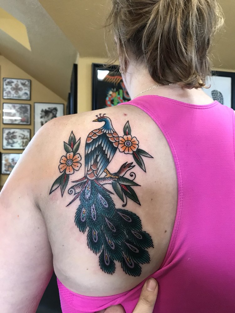True Nature Tattoo: 1550 G St, Arcata, CA