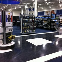 At the Best Buy on Newbury Street in Boston, staff turned away customers  and gave