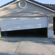 Broken Photo Of Meir Garage Door Services   Santa Ana, CA, United States.