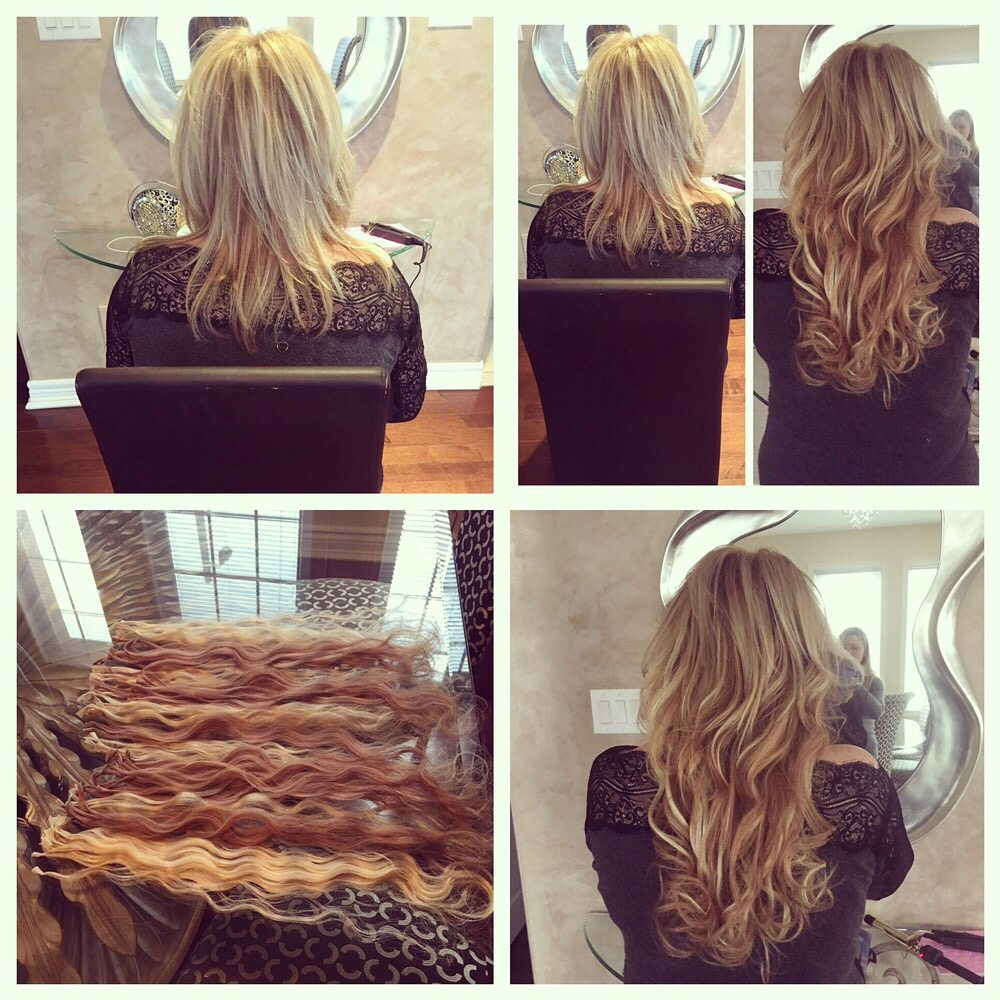 Fusion Hair Extensions Lasts Up To 6 Months Yelp
