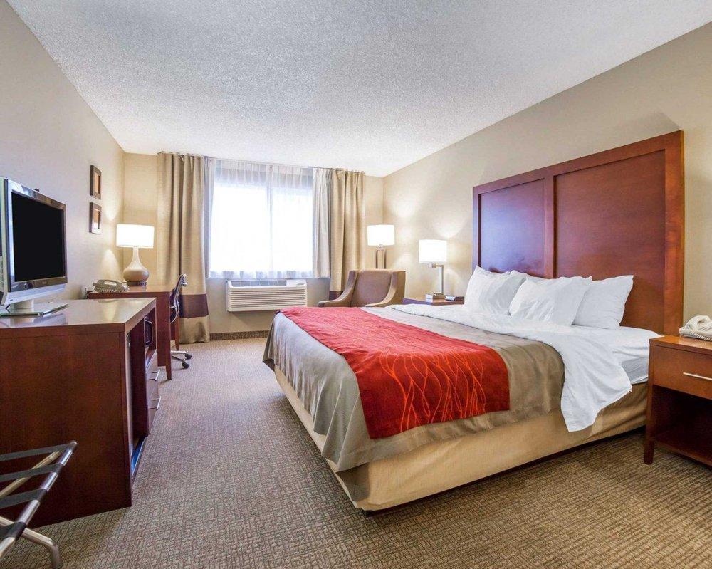 Comfort Inn: 166 NE Canning Dr, Colville, WA