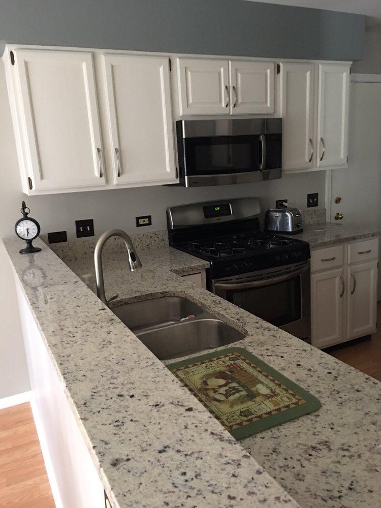 Photo Of Art Granite Countertops   Schaumburg, IL, United States. Dallas  White Granite