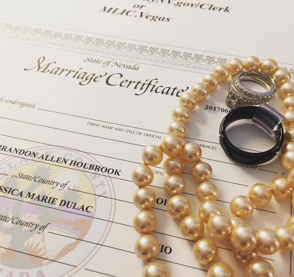 Marriage Certificate Yelp