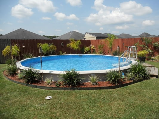 Oklahoma pool services pool hot tub service 417 branch line rd yuk - Que mettre sous piscine hors sol ...