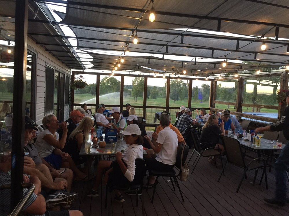 Yampa Valley Golf Bar and Grill: 2179 CO-394, Craig, CO