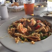 Seafood Paella Menu Miramar Beach Restaurant Half Moon Bay