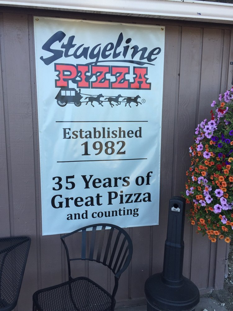 Stageline Pizza of Polson: 49779 US-93, Polson, MT