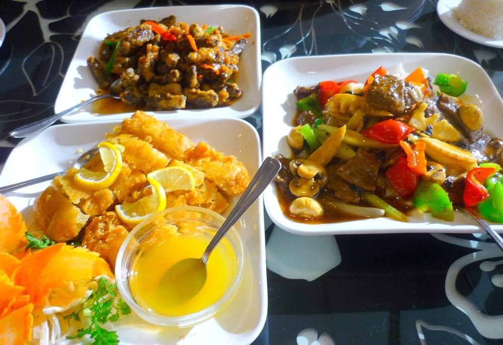 Veggie Chinese Food Calgary
