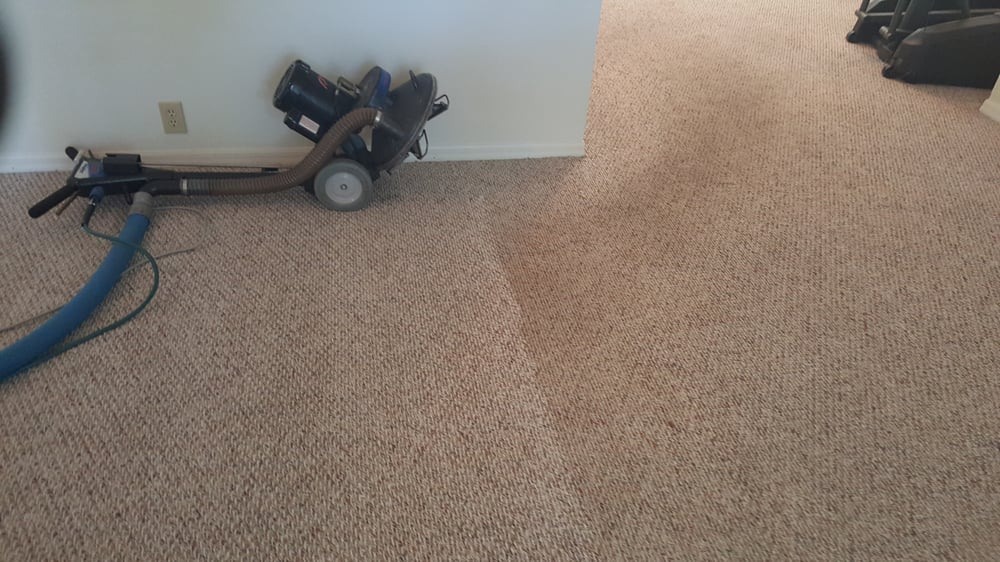 Picture Of Our Rx 20 Carpet Cleaning Extraction Unit While
