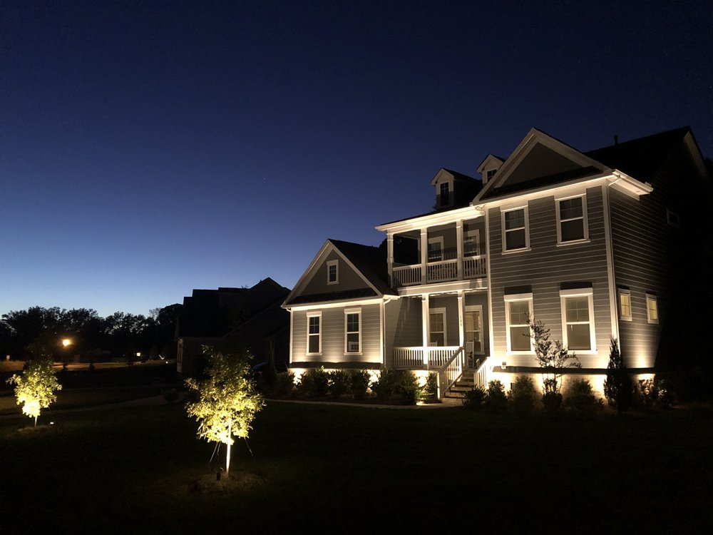 Divine Lightscapes: 2036 Carpenters Sq Rd, Crouse, NC