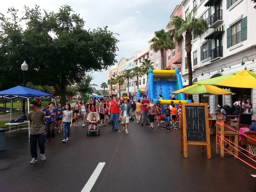 4th of July Celebration Downtown Avalon Park: 3680 Avalon Park E Blvd, Orlando, FL