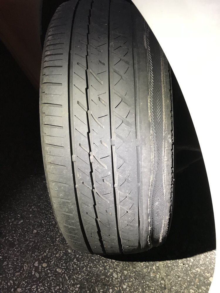 Americas Tire Glendale >> My Tire Ripped Open Because They Didn T Do Alignment After