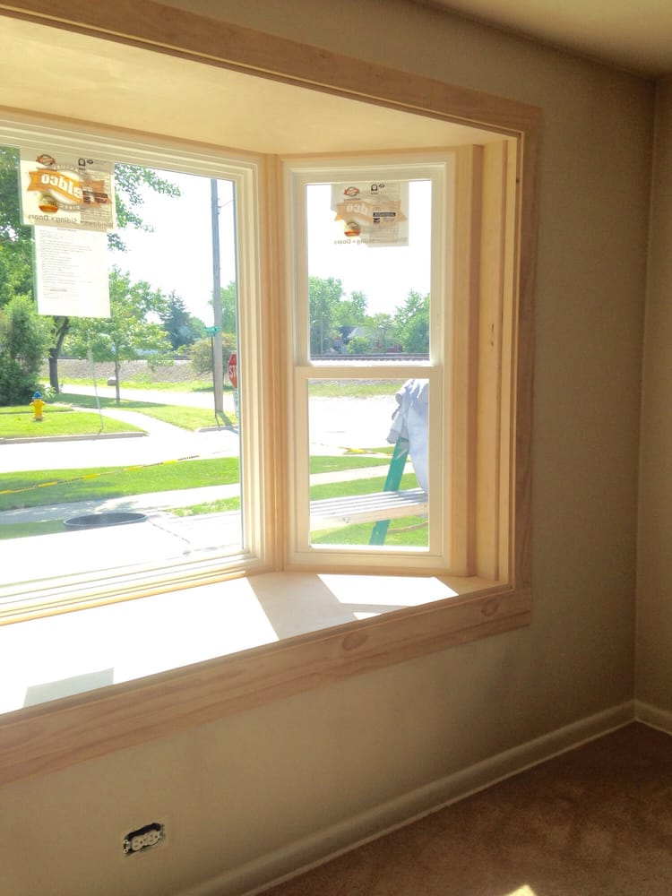 Inside Of My New Bay Window Absolutely Stunning Yelp