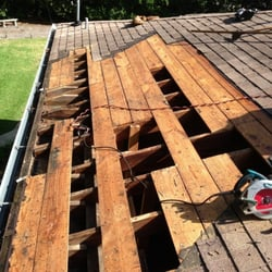 Photo Of Century Roofing Specialists LLC   Orlando, FL, United States.  Replacing Rotten