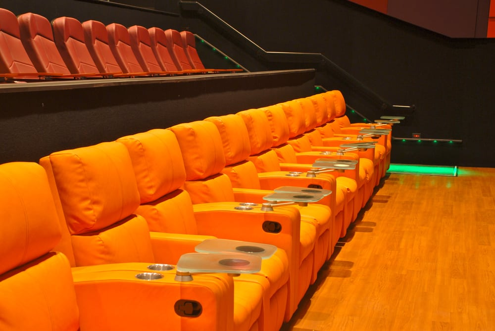 The Best Seat In House Living Room Theaters They Recline Yelp