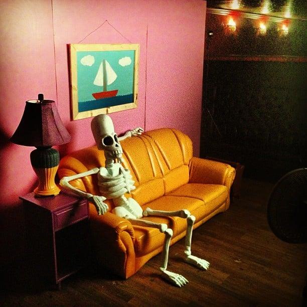 Simpsons Living Room Halloween Best Site Wiring Harness