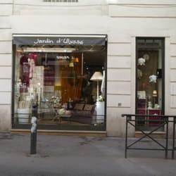 Le jardin d ulysse closed linens 10 rue haxo op ra marseille france - Www jardindulysse com ...