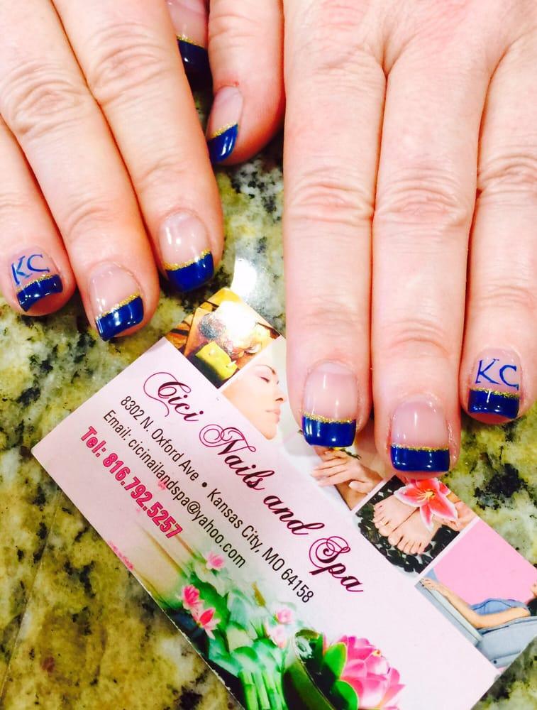 CiCi Nails and Spa Gift Card - Kansas City, MO | Giftly
