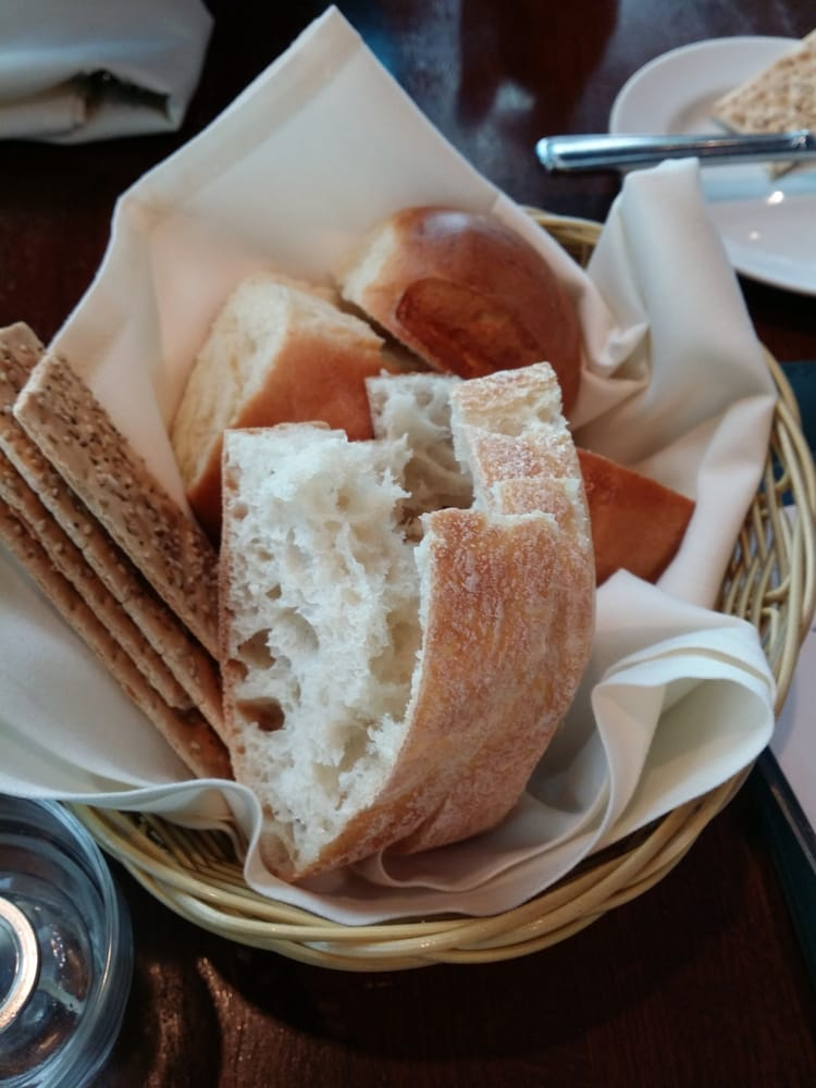 Bread basket yelp for Tin fish tinley park