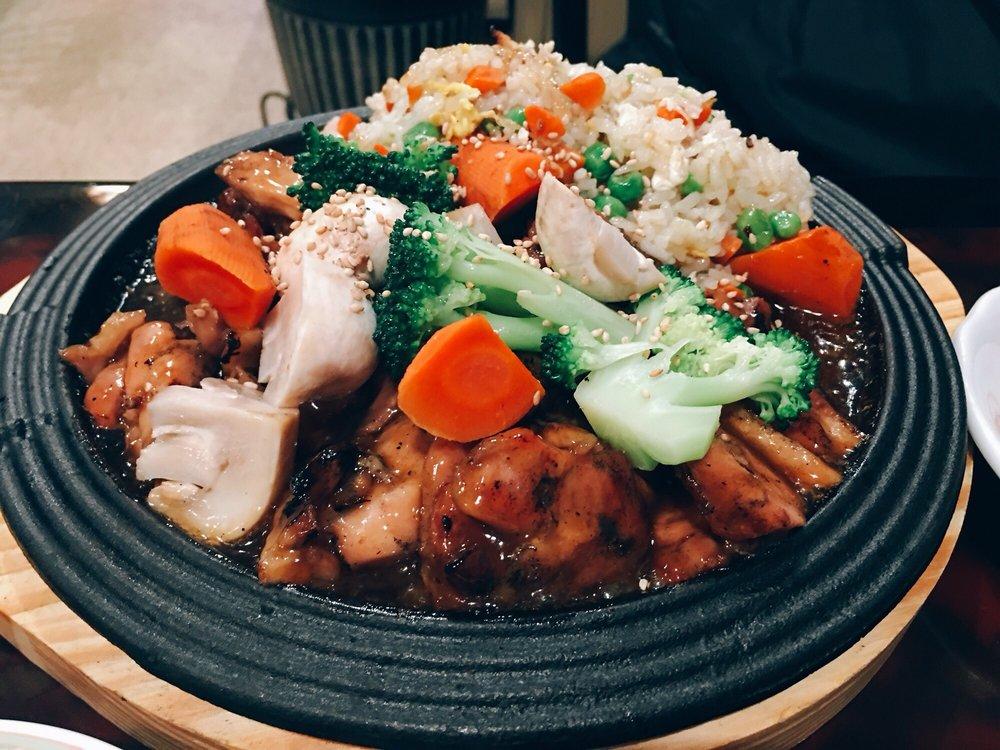 Social Spots from Sami's Korean Restaurant