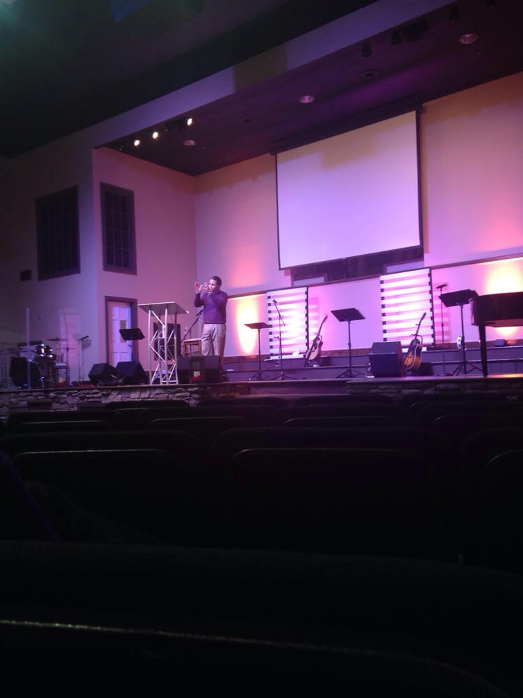 Cedar Grove Baptist Church: 405 Old Johnston Valley Rd, Kingston, TN