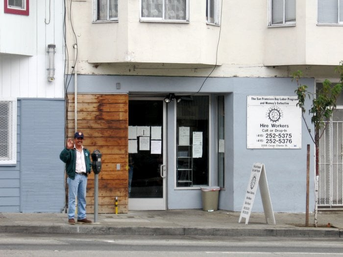 San Francisco Day Labor Program: 3358 Cesar Chavez St, San Francisco, CA