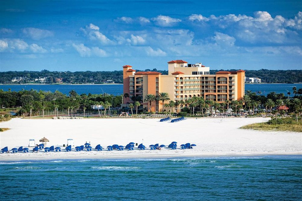 Sheraton Sand Key Resort: 1160 Gulf Blvd, Clearwater Beach, FL