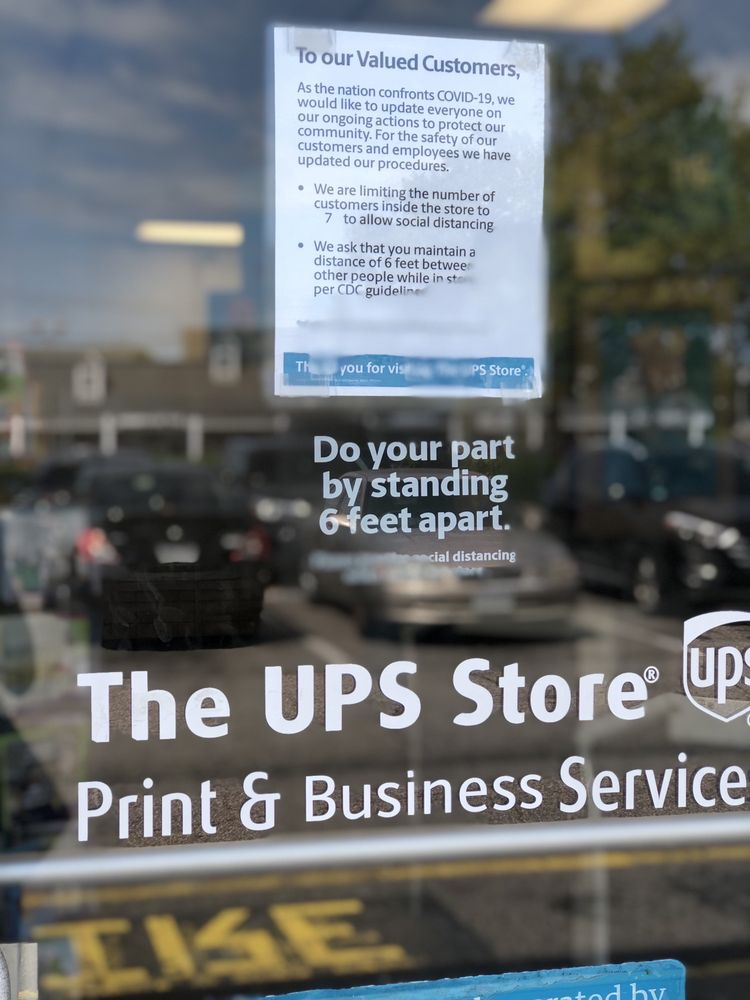 The UPS Store: 7870 Tidewater Dr, Norfolk, VA