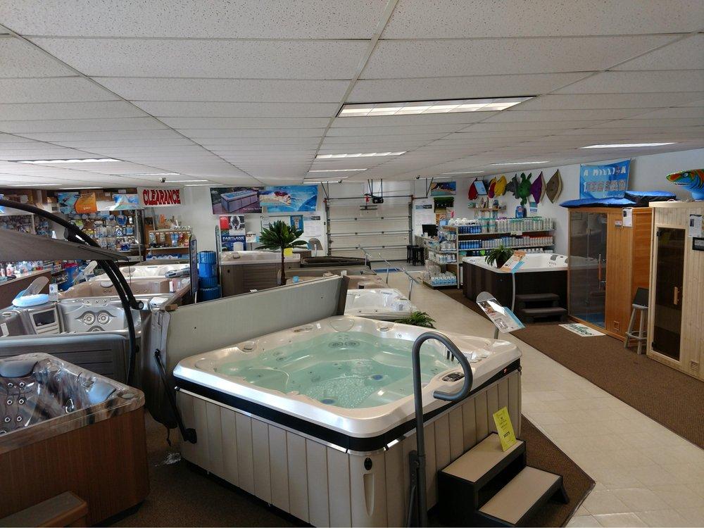 Artesian Pools & Spas: 3191 Columbia Blvd, Bloomsburg, PA