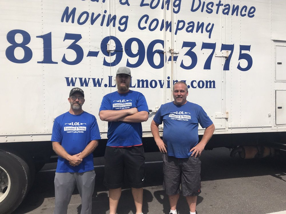 LOL Transport & Moving: 5821 Ehren Cutoff, Land O Lakes, FL