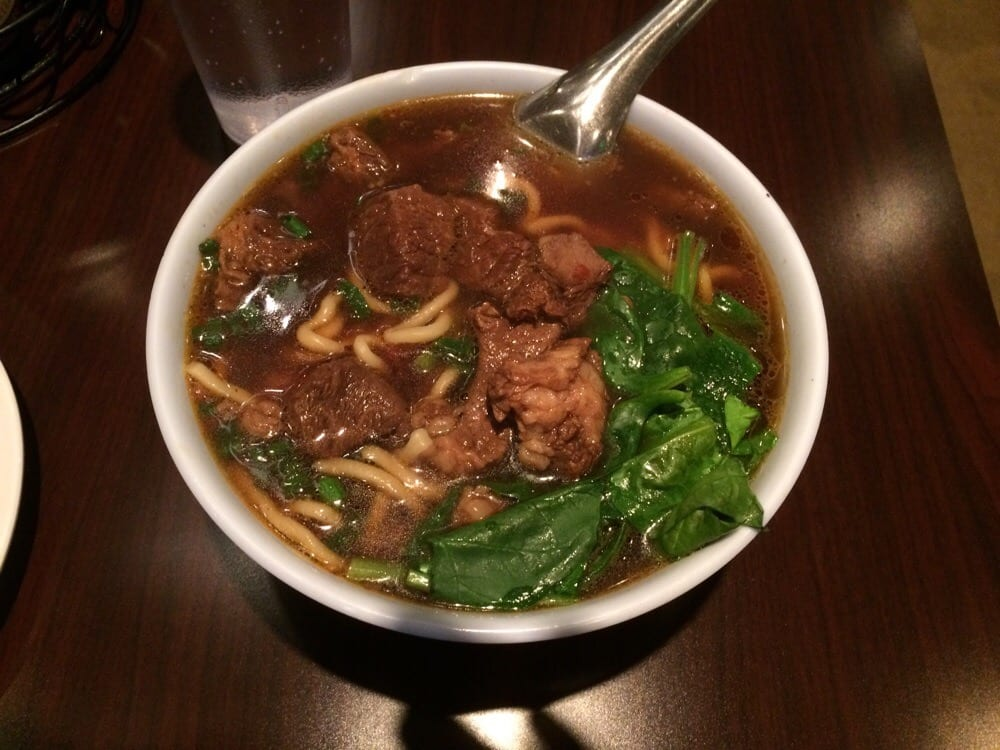 Beef noodle soup yelp for 101 taiwanese cuisine
