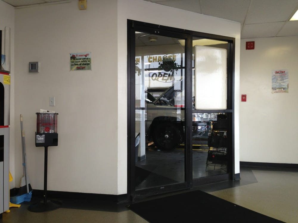 Fast Track Oil Change Centers - Request a Quote - Oil ...