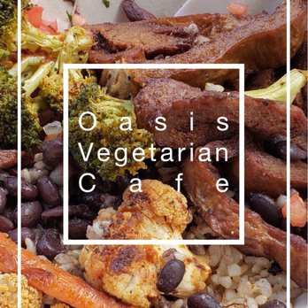 Photo Of Oasis Vegetarian Cafe Riverside Ca United States Pictured Is The