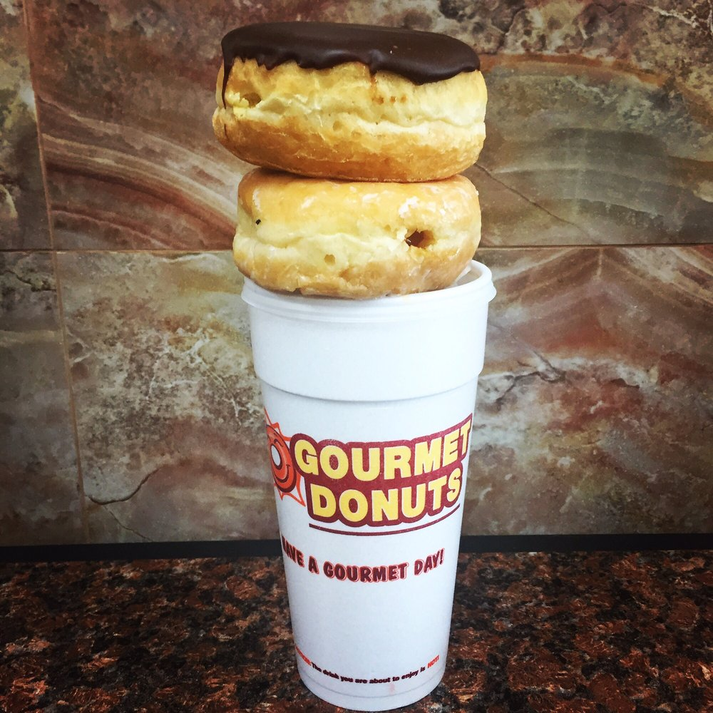 Social Spots from Gourmet Donuts