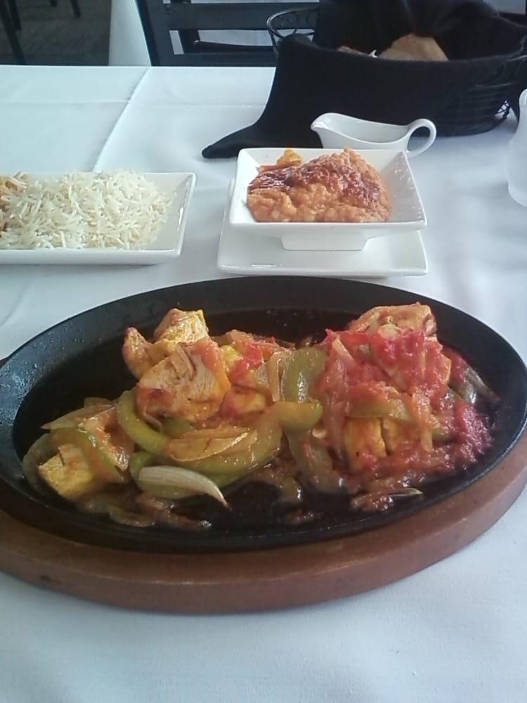 Chicken karahi yelp for Ariana afghan cuisine