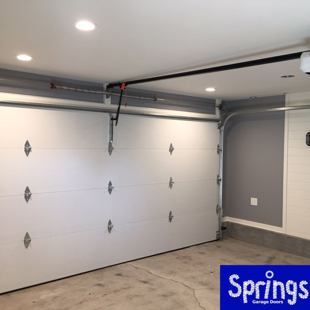 Springs Garage Doors 2019 All You Need To Know Before