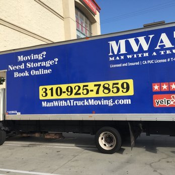 Los Angeles Moving Company, Moving Services